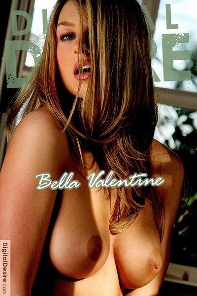 Digital Desire Bella Valentine